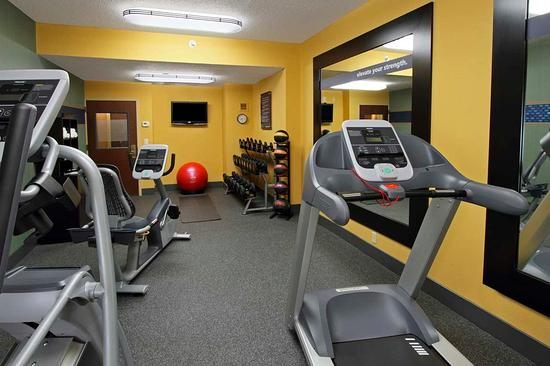 Ruston, LA: Fitness Center