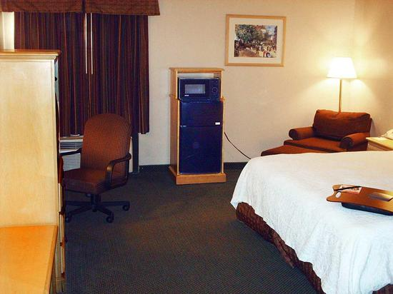 Ruston, LA: King Handicap Room