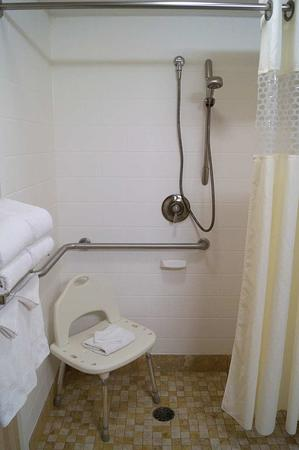Altoona, PA: Accessible roll-in shower