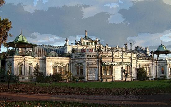Pavilion Image
