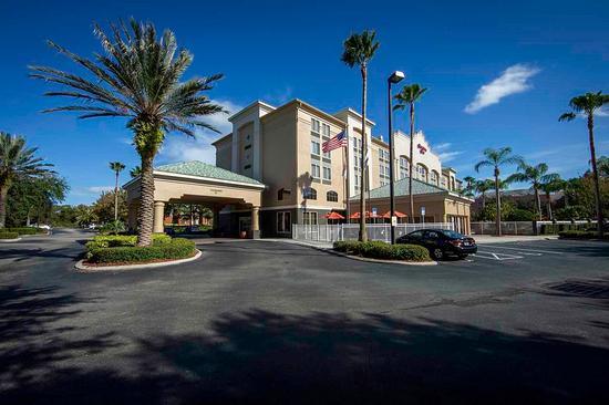 Hampton Inn Orlando/Lake Buena Vista: Exterior Of Hotel