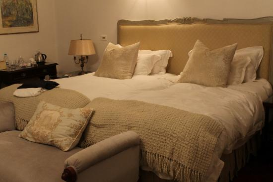 The Neuk Guest House: Comfort that makes it hard to get up early