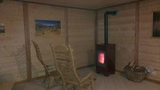 Residence Oberteil: Relaxing, peacefull and well maintained Sauna, spa and jacuzzi area.