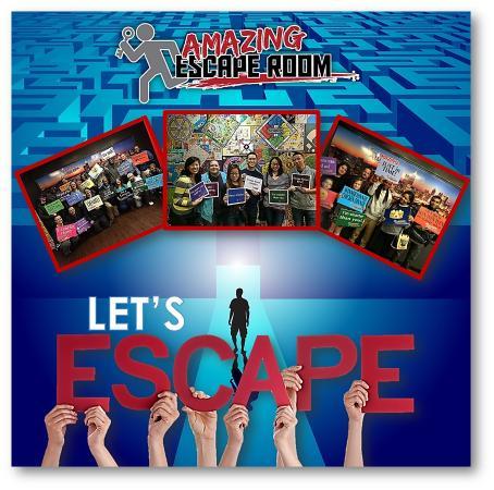 Mastermind Escape Room Bank Heist