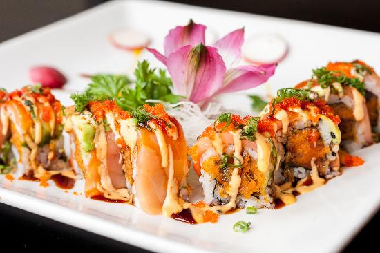 Koi Fine Asian Cuisine and Lounge