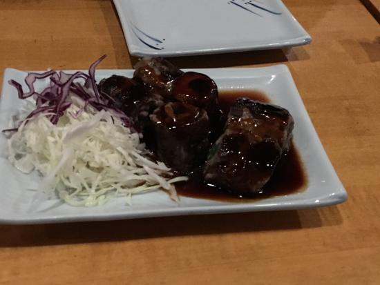 Kotobuki Japanese Cuisine: beef negimaki