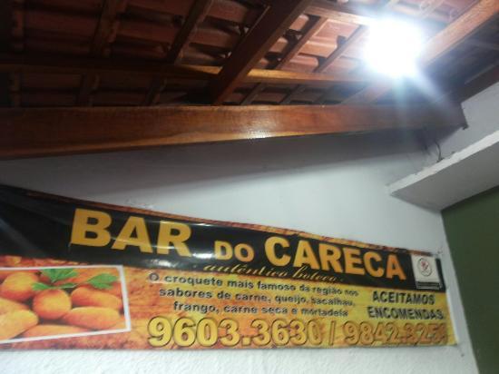 Mogi Mirim, SP : Bar Do Careca