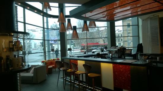 Holiday Inn Vilnius: бар