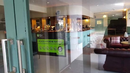 The Unicorn Scores on the doors & Scores on the doors - Picture of The Unicorn Porthtowan - TripAdvisor