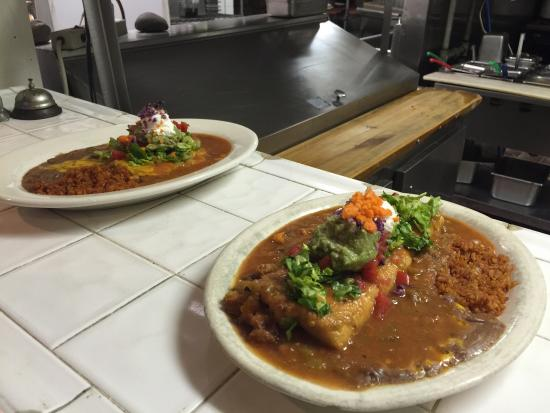 Τρινιντάντ, Κολοράντο: Mission At The Bell Restaurant