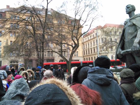 Be Free Tours - Bratislava Free City Walking Tour: Bratislava tour