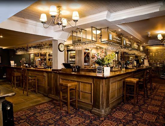Cheadle, UK: The John Millington