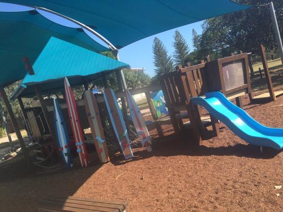 Peregian Beach, Australia: Playground at Perigean