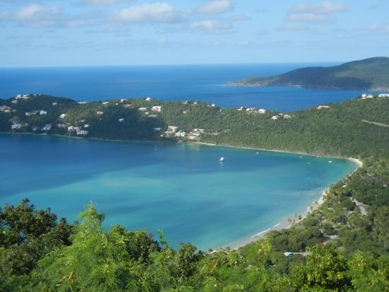 North Side, St. Thomas: Magens Bay
