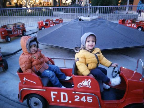 กิลรอย, แคลิฟอร์เนีย: Babies had a great time!