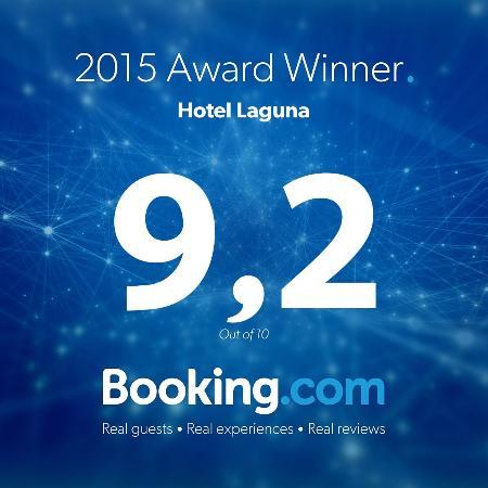 Hotel Laguna : Award