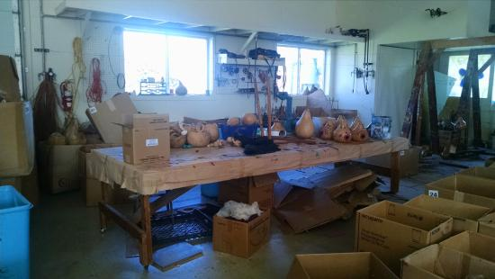 Kinzers, بنسيلفانيا: THE WORK ROOM