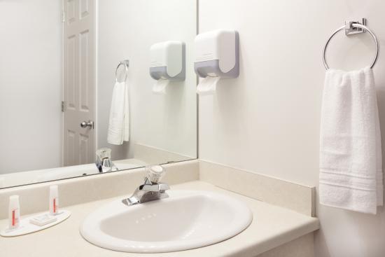 Valemount, Canada: Quen Bath Room
