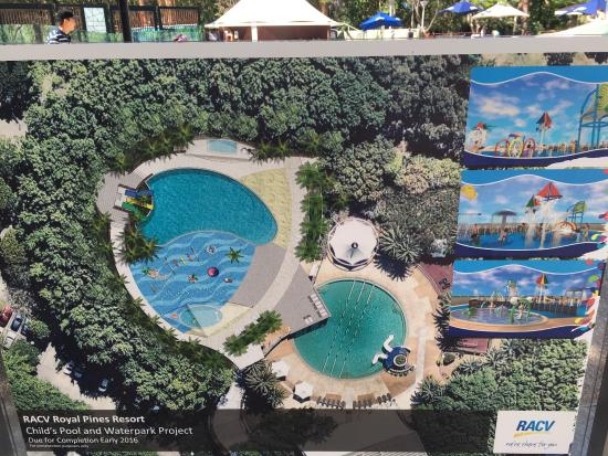 Benowa, Австралия: RACV Royal Pines Resort