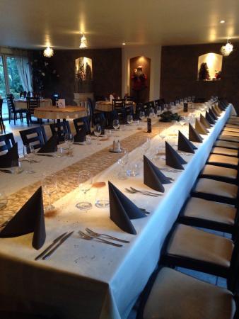 Lingolsheim, Frankrike: restaurant chez nico
