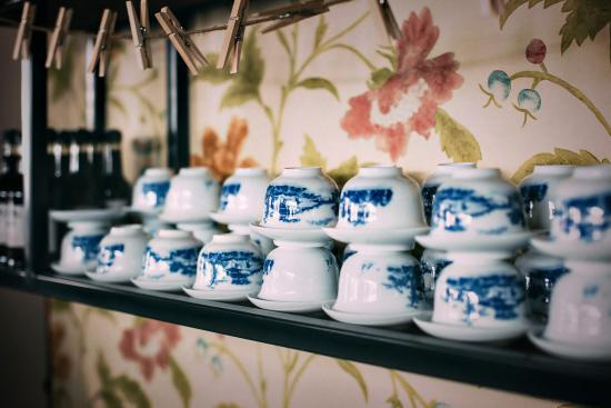 St Leonards, Australia: Teacups
