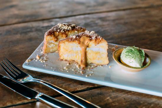 St Leonards, Avustralya: Hong Kong French Toast