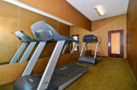 Demopolis, AL: Fitness Center