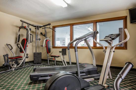 Fortuna, Californie : Gym