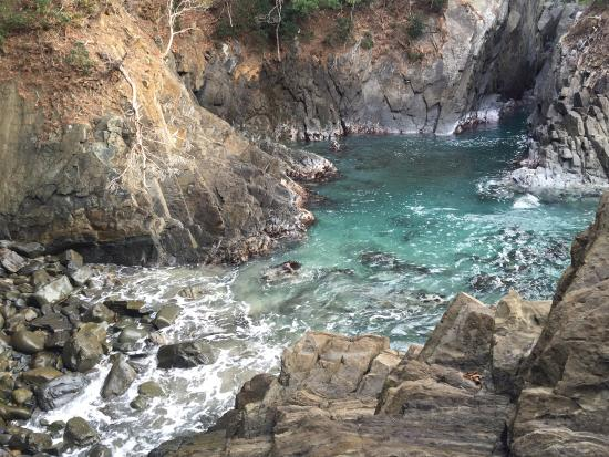 Ishinomaki, ญี่ปุ่น: きれいな色の海