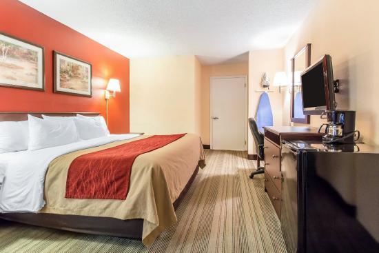 Gordonsville, TN: Guest room