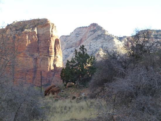Zion Lodge Photo