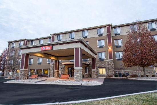 Comfort Suites Grand Rapids North : Exterior