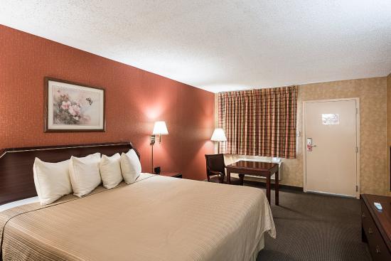 Econo Lodge: King Room
