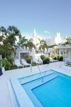 Sanctuary South Beach: Rooftop Pool