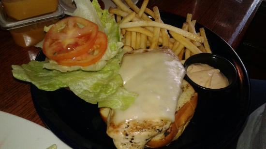 Prescott, WI: Grilled chicken breast