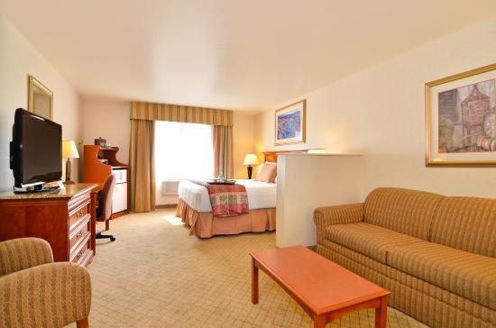 Best Western Plus High Sierra Hotel: Guest Room