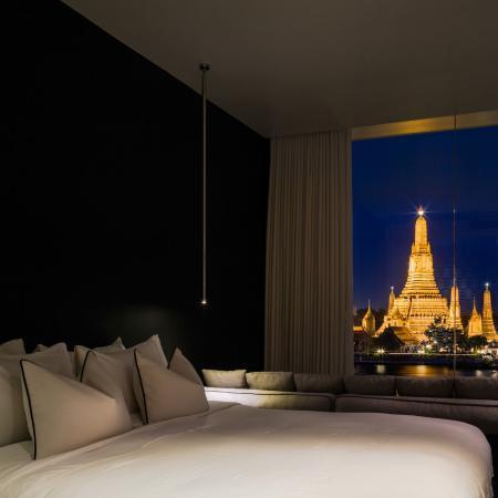 sala rattanakosin Bangkok: river view deluxe