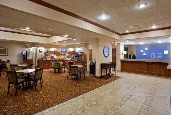 Huber Heights, Ohio: Hotel Lobby