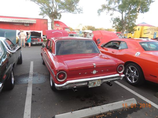 Car At Car Show Picture Of Old Town Kissimmee TripAdvisor - Kissimmee car show saturday