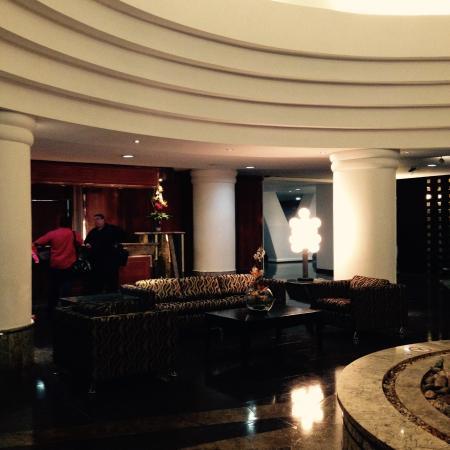 Hotel Venetur Alba Caracas: Hotel alba , el lobby