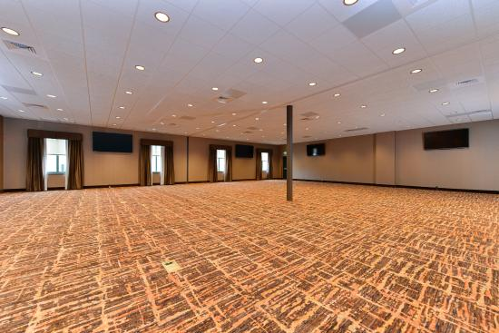 Breezewood, Pensilvania: Large Meeting Space