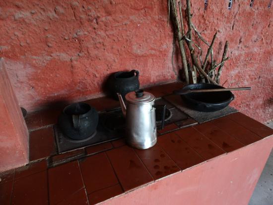 Conceicao do Jacuipe, BA: Café de caburé.