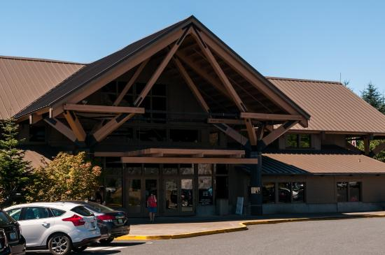 Mount St. Helens Gift Shop