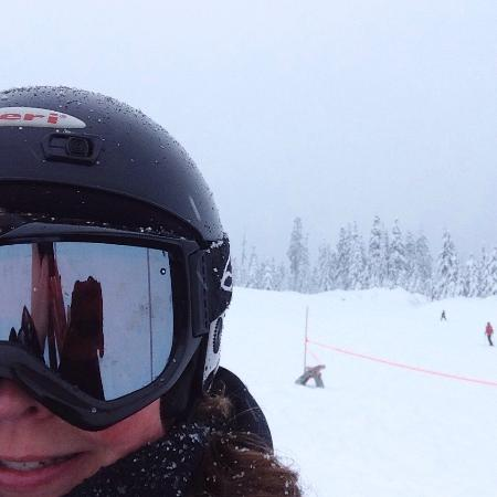 Snoqualmie Pass, Waszyngton: The snow this year has been epic, even at Snoqualmie!