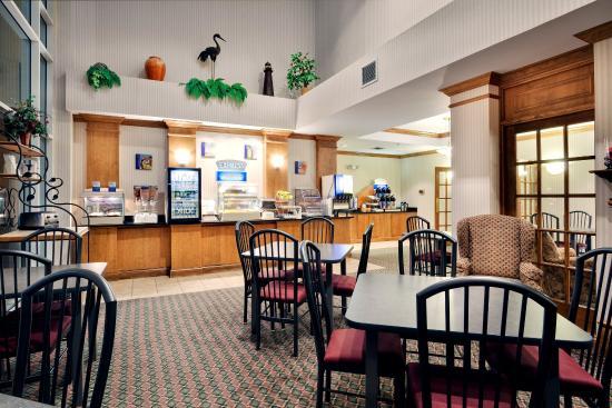 Findley Lake, État de New York : Breakfast Area