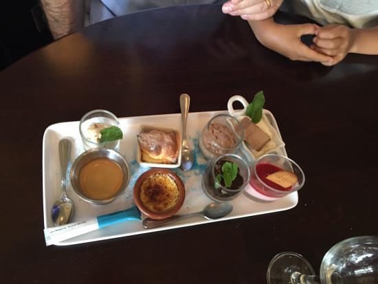 Restaurant Le Sully: Cafe gourmand