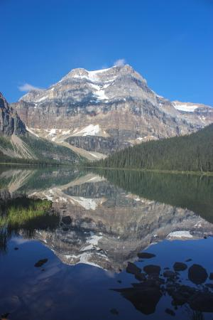 Shadow Lake - Picture of Egypt Lake, Banff National Park