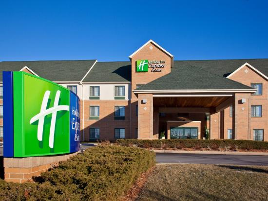 ‪Holiday Inn Express - Pleasant Prairie‬