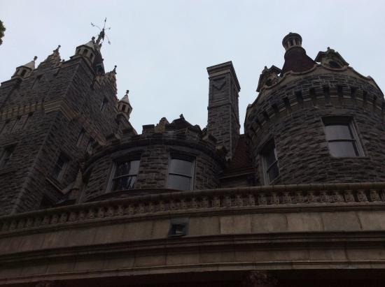 Boldt Castle and Yacht House: Another Castle view
