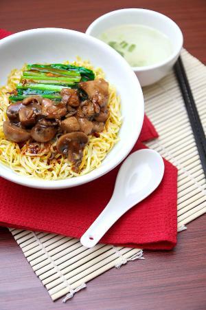 Sendok Bebek Noodle & Rice